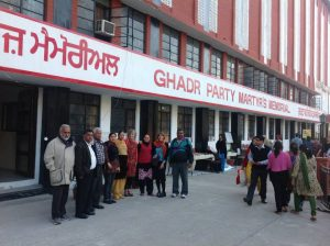 ghadar-party