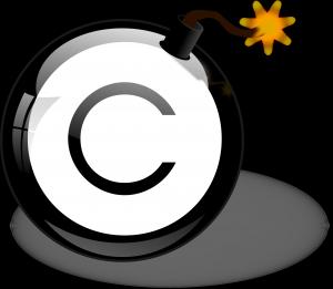 copyright-bomb