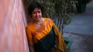 Bangladesh Author Tasleema Nasreen. Express Photo by Tashi Tobgyal New Delhi 241016