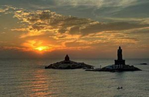 sunrise-in-kanyakumari